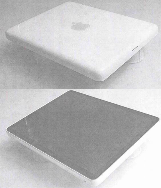 Early iPad Prototype Photos