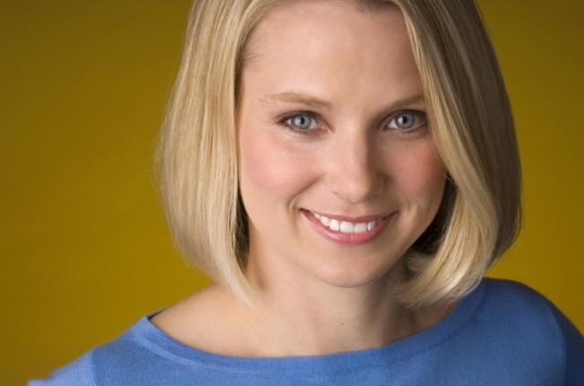 Yahoo CEO Mayer
