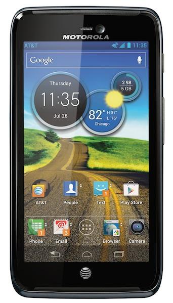Motorola Atrix HD Release Date