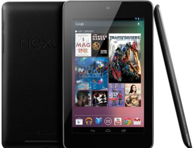 Google Nexus 7 Preorders