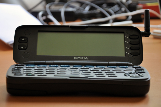 Nokia Patents Android Threat