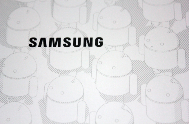 Samsung CSR Mobile Patents