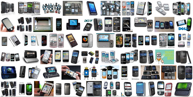Internet Architecture Smartphones