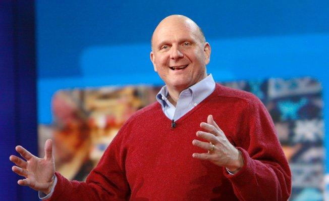 Microsoft CEO Ballmer Retirement Announced