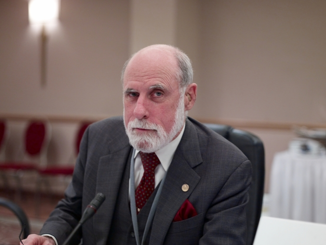 Vint Cerf Interview