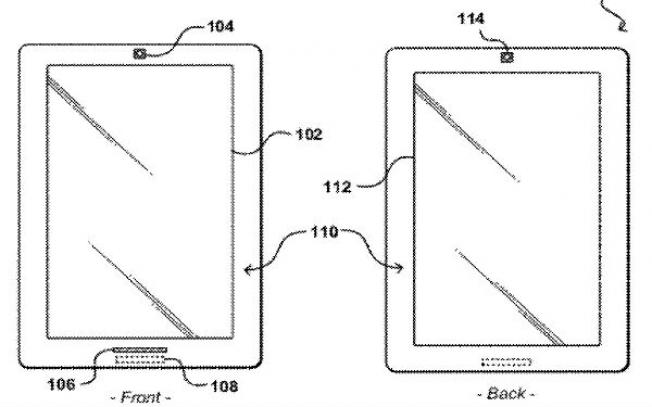 Amazon Dual Display Kindle