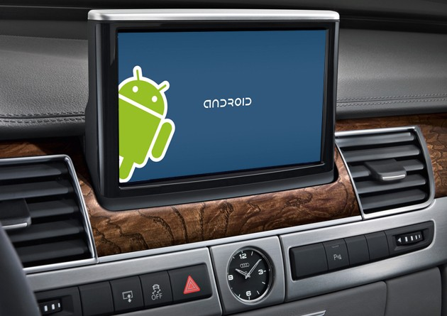 Android In Cars iVIC