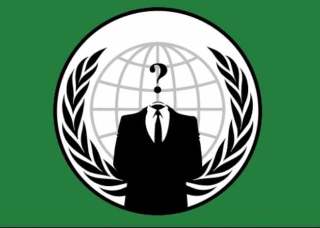 Anonymous Logo Trademark Dispute