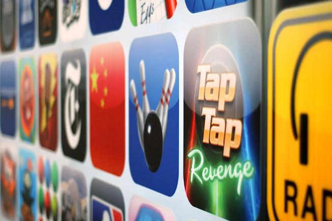 iOS App Revenue