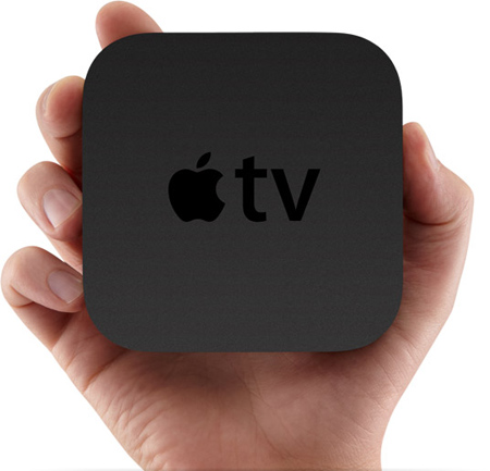 Apple HDTV Launch