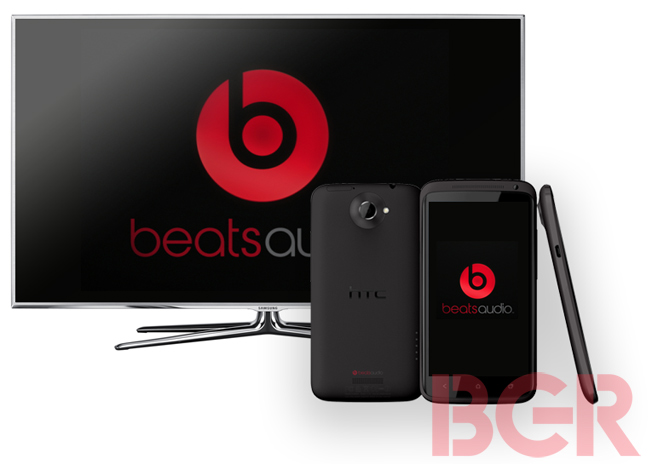 Beats making smartphone, TV and iTunes service