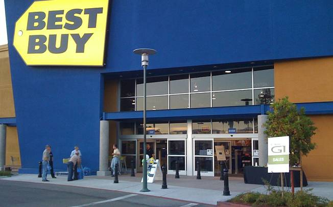 Walmart Best Buy Black Friday Sales