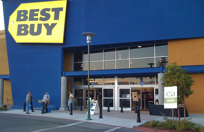 Best Buy Buyout Offer