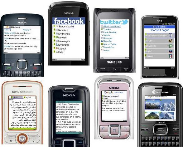 bINu Cloud-Based Smartphone