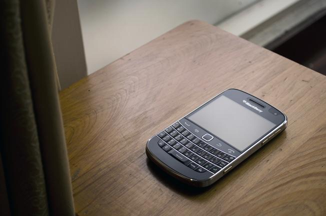 BlackBerry Market Share 2012 US