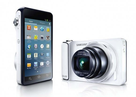 AT&T Samsung Galaxy Camera Release Date