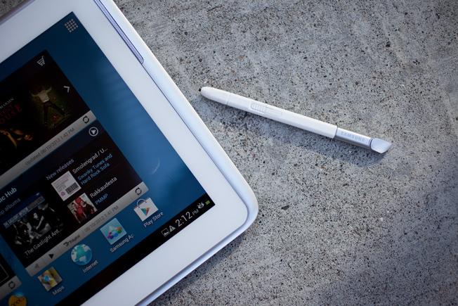 Galaxy Note 10.1 Criticism