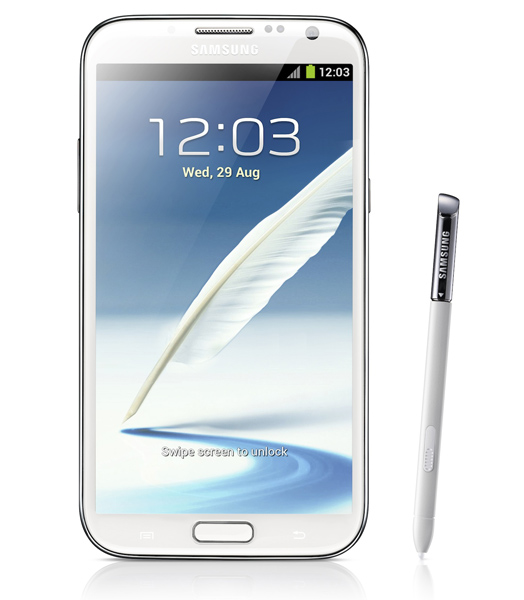 Galaxy Note II Verizon AT&T T-Mobile Sprint