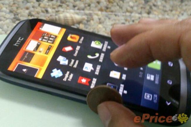 HTC Desire X Specs Photos