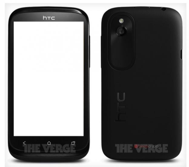 HTC Proto Photos Leak