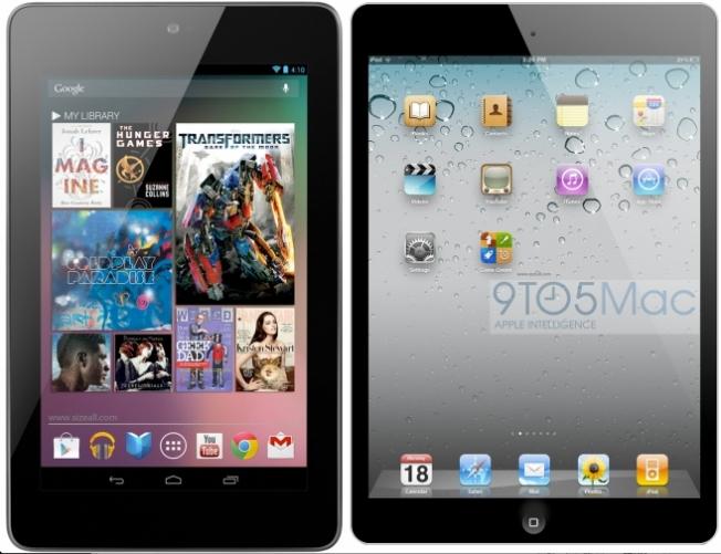 iPad Mini Details Leaked