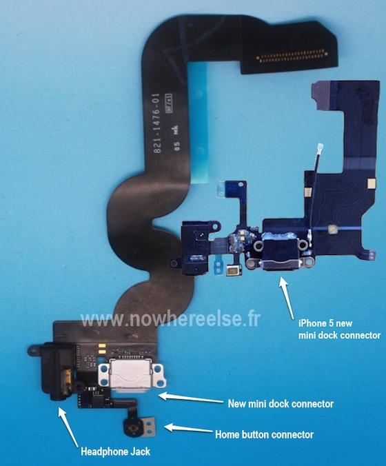 iPad Mini Parts Leak Photos