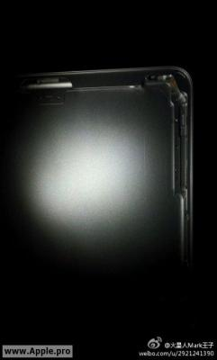 Apple iPad Mini Images Leak