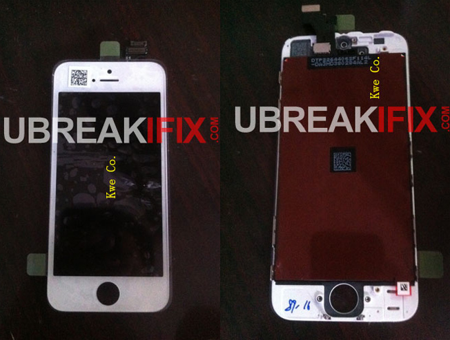 iPhone 5 Photos Leak