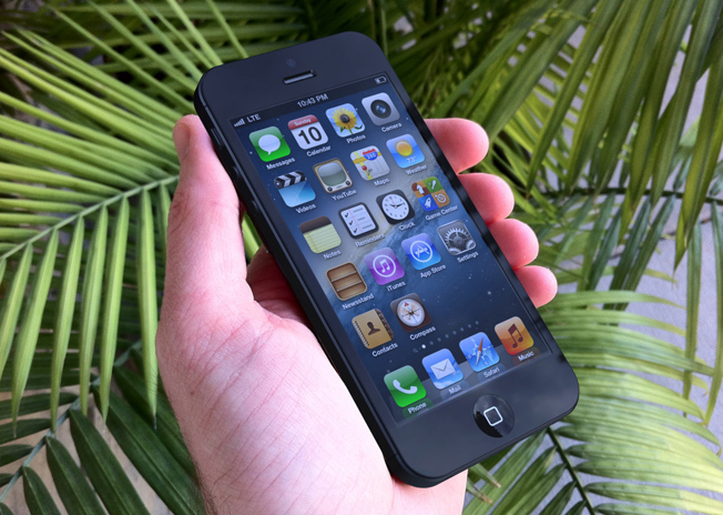 iPhone 5 to feature LTE