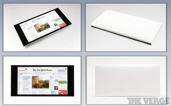 iPhone iPad Prototype Photos