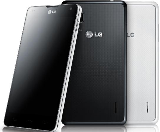 LG Optimus G Specs Photos