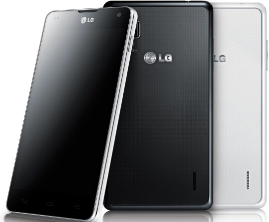 LG Optimus G Specs Photos