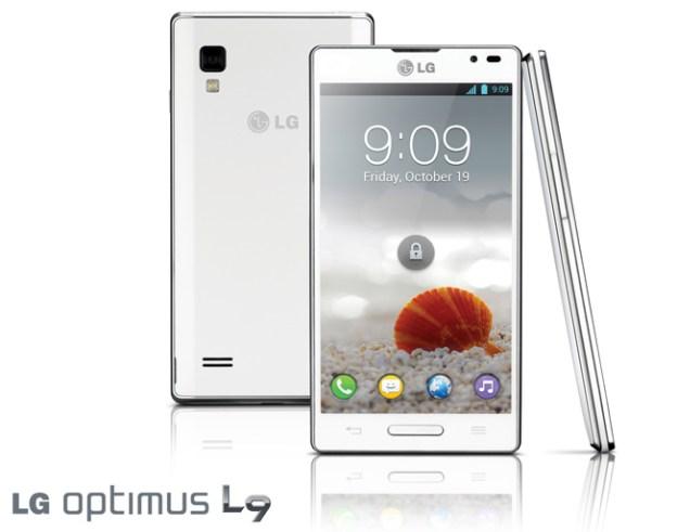 LG Optimus L9 Specs