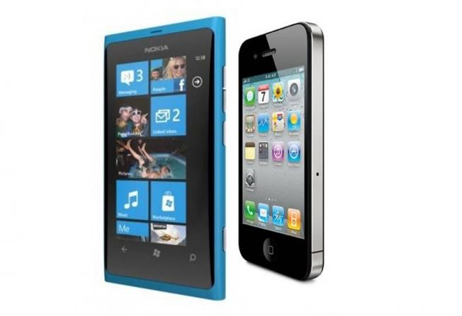 Apple-Samsung Trial Nokia Lumia