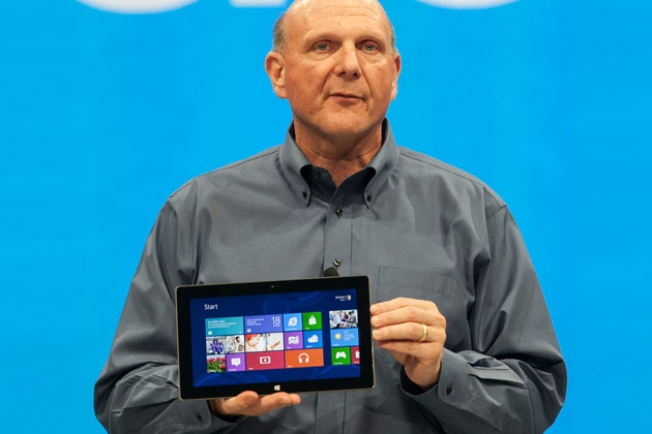 Windows 8 Criticism Intel