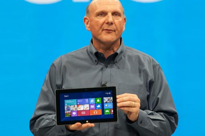 Windows 8 Criticism Intel