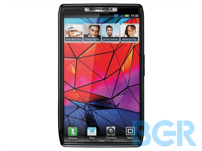 Motorola Edge-To-Edge Smartphone