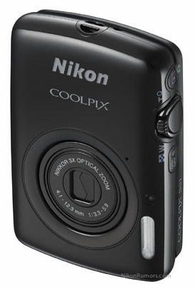 Nikon Coolpix S800C Revealed