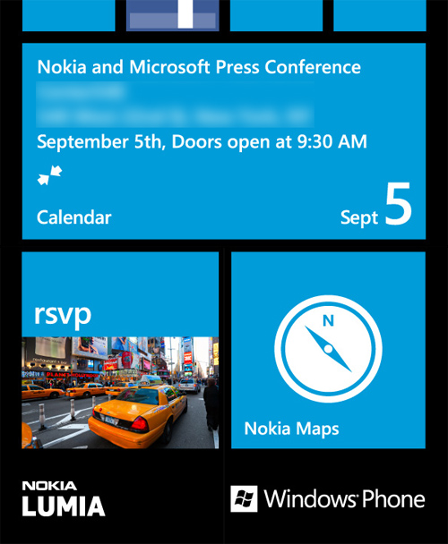 Nokia Windows Phone 8 Launch