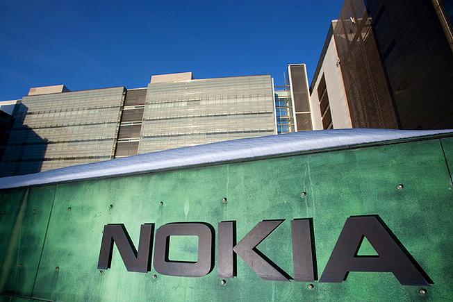 Nokia Oracle Mapping Deal