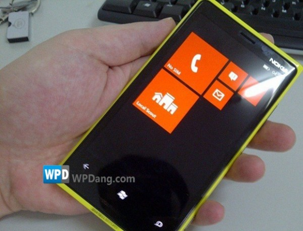 Nokia Lumia Windows Phone 8 Leak