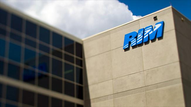 RIM Layoffs August 2012