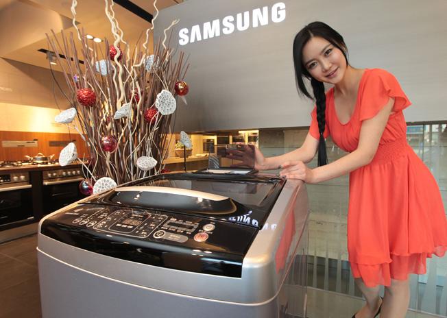 Samsung Revenue Growth 2012