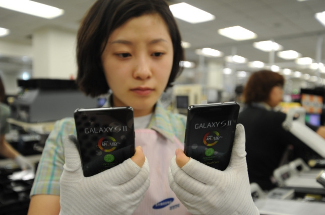 Samsung Labor Violations