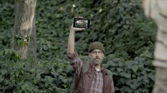 Google's Nexus 7 Commercial