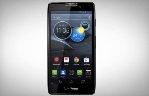 DROID RAZR HD Release Date Price