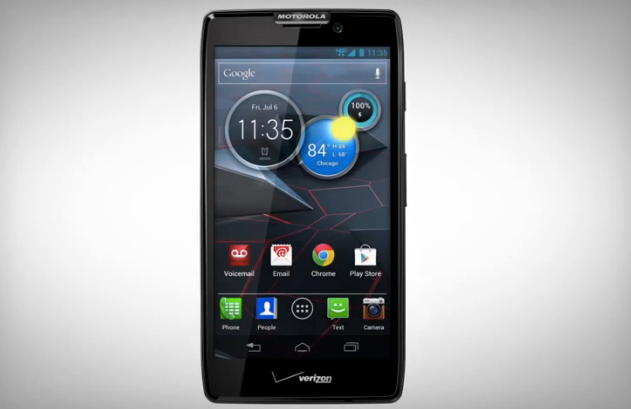 DROID RAZR HD Revealed