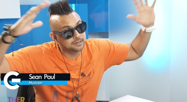 Sean Paul Interview