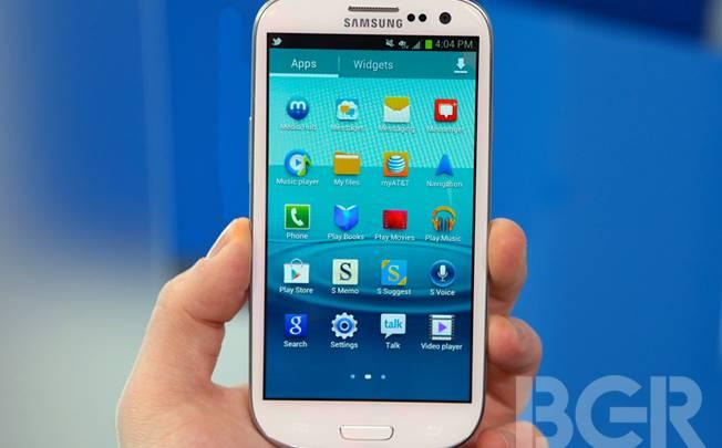 Best Selling Smartphone 2012