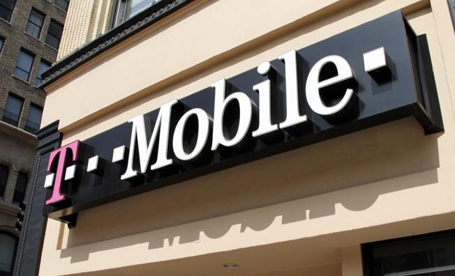 T-Mobile Data Speed Testing